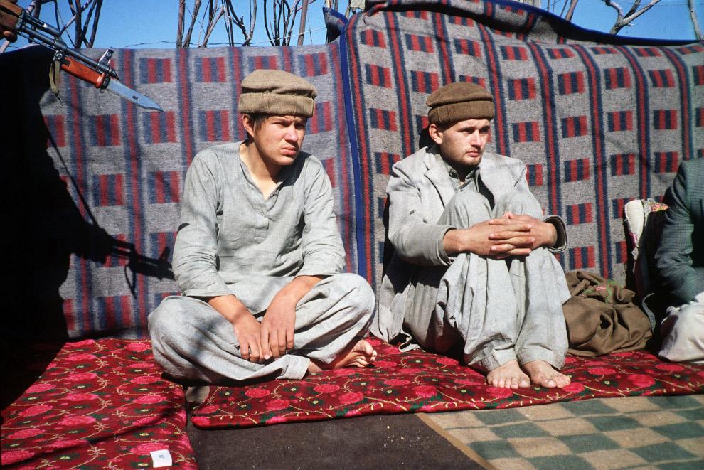 Война в афганистане 1979 1989 расправы советских солдат