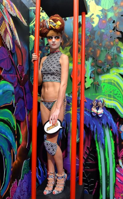 Get Wild аt London Fashion Week 2015