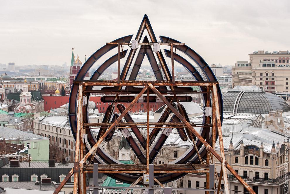 Самые большие механические часы в мире
