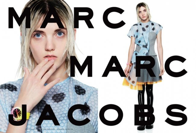 Реклама Marc by Marc Jacobs