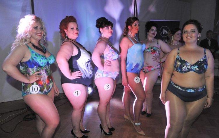 Конкурсы красоты для полных женщин фото