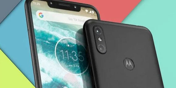 Появились характеристики Motorola One Power