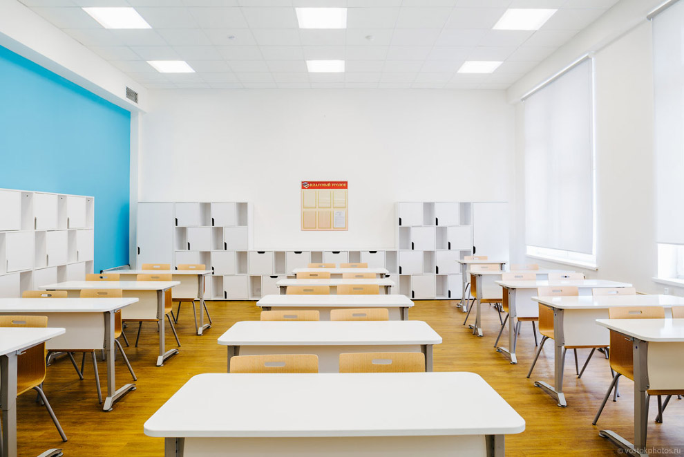 Белая школа картинки